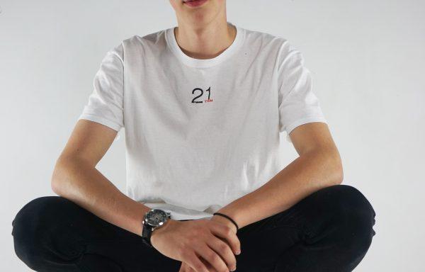 21TEN Tee – White (Men's)